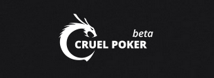 Cruel Poker beta logo